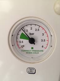 A heating pressure gauge.