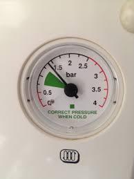 A heating pressure gauge.